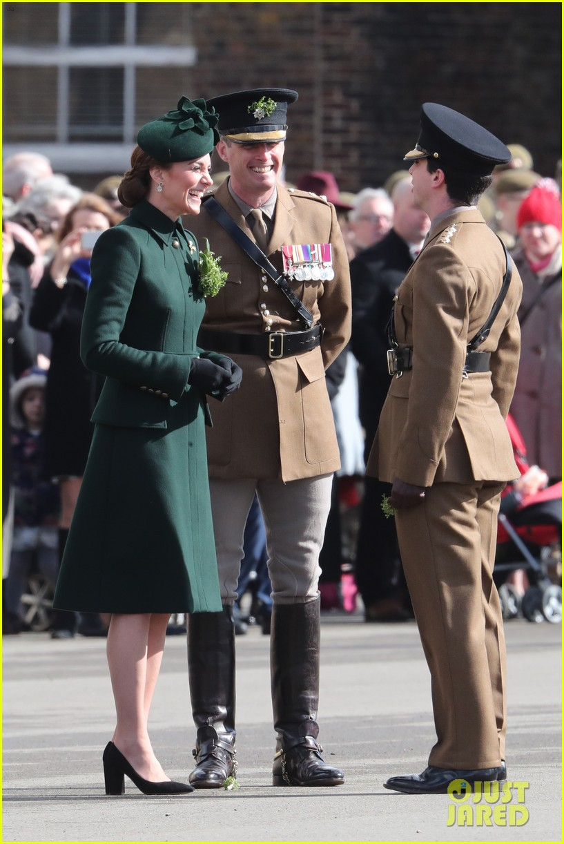 prince william kate middleton st patricks day 2019 314258188