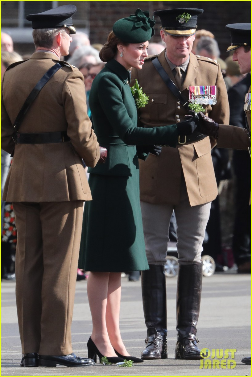 prince william kate middleton st patricks day 2019 374258194