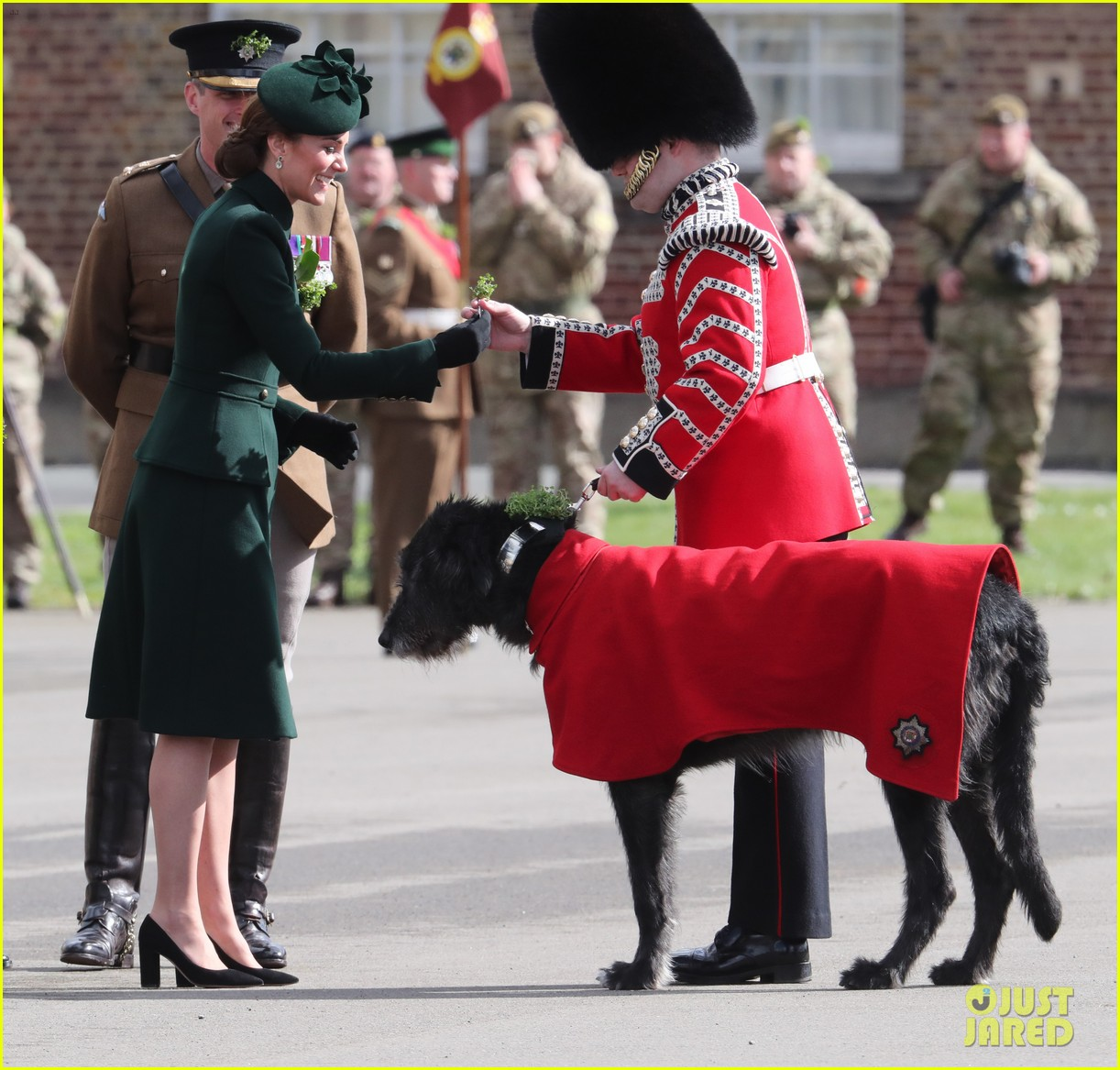 prince william kate middleton st patricks day 2019 414258198