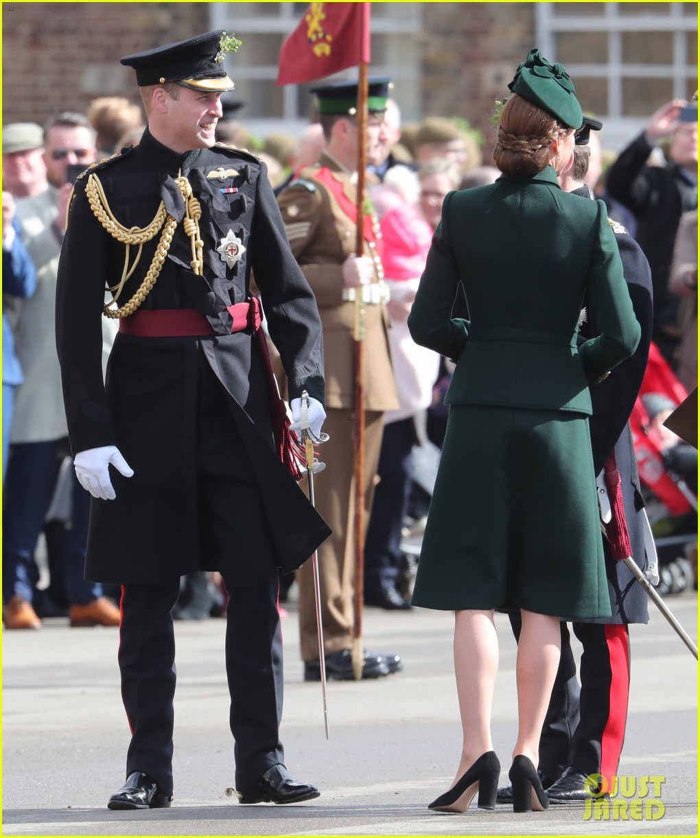 prince william kate middleton st patricks day 2019 424258199