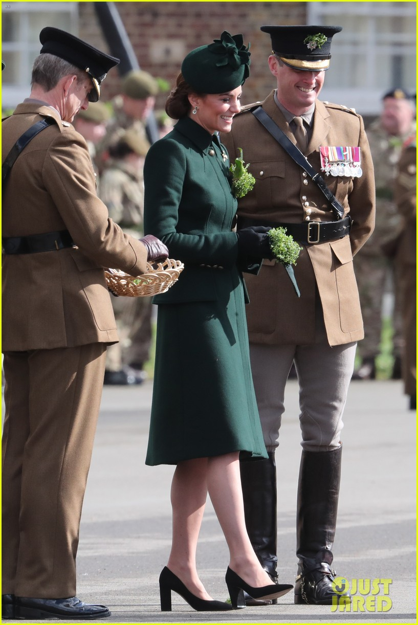 prince william kate middleton st patricks day 2019 474258204