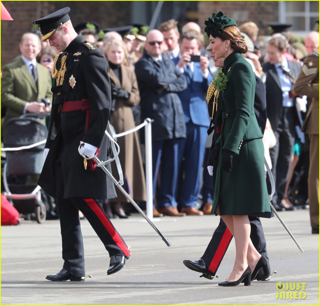 prince william kate middleton st patricks day 2019 564258213