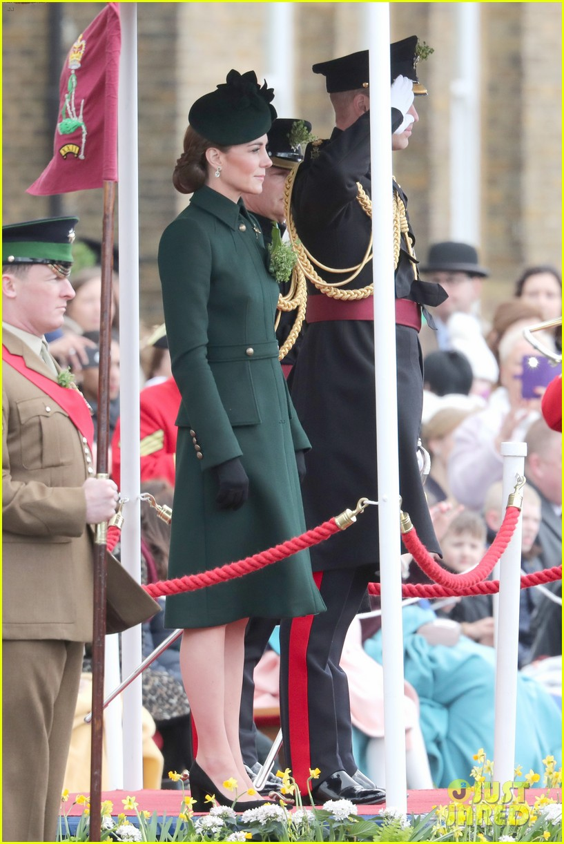 prince william kate middleton st patricks day 2019 584258215