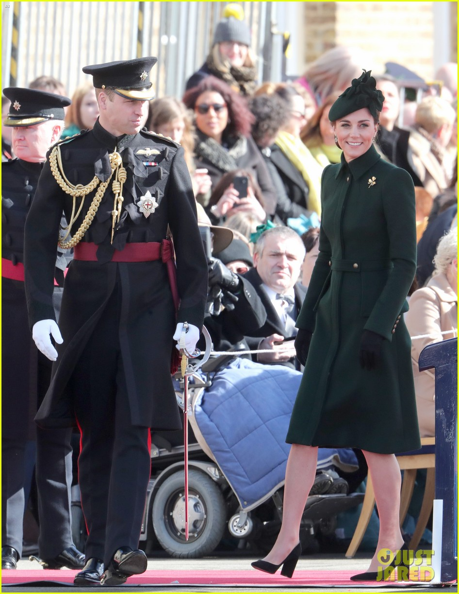 prince william kate middleton st patricks day 2019 614258218
