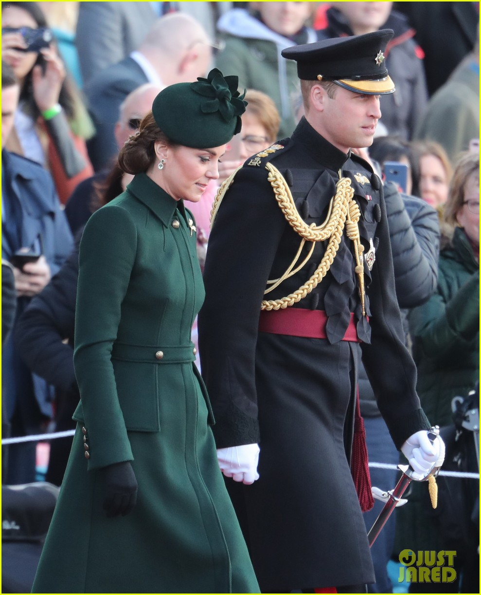prince william kate middleton st patricks day 2019 654258221