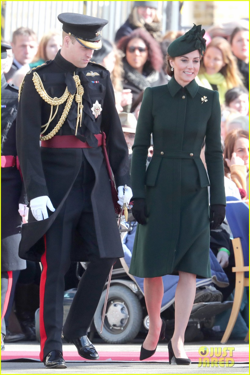 prince william kate middleton st patricks day 2019 684258224