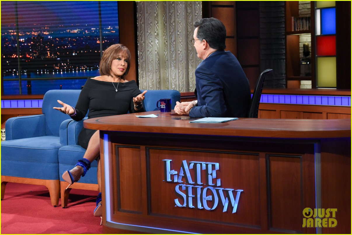 gayle king talks keeping calm with r kelly being mistaken for robin roberts 01