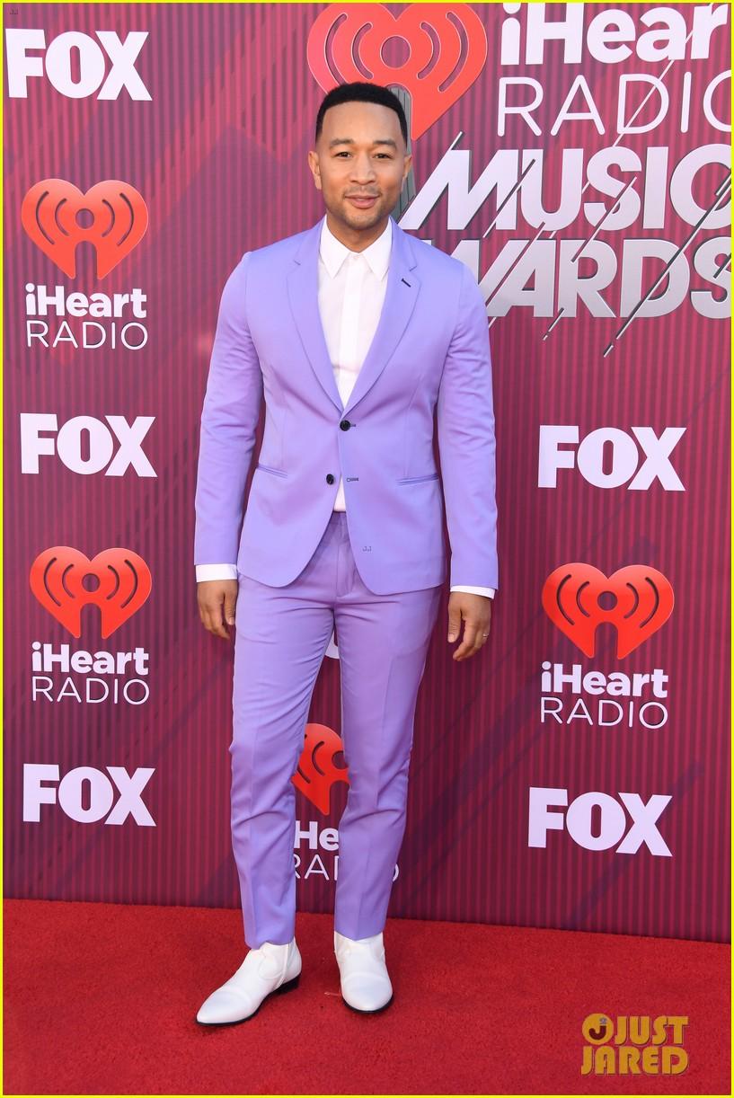 john legend purple suit iheartradio music awards 03