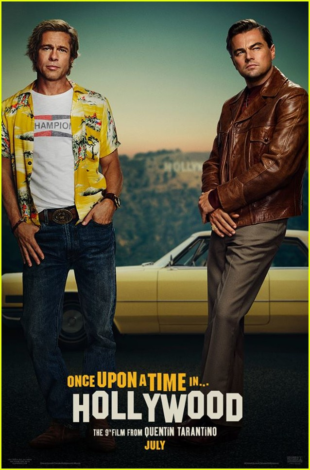 once upon a time in hollywood poster 014259052
