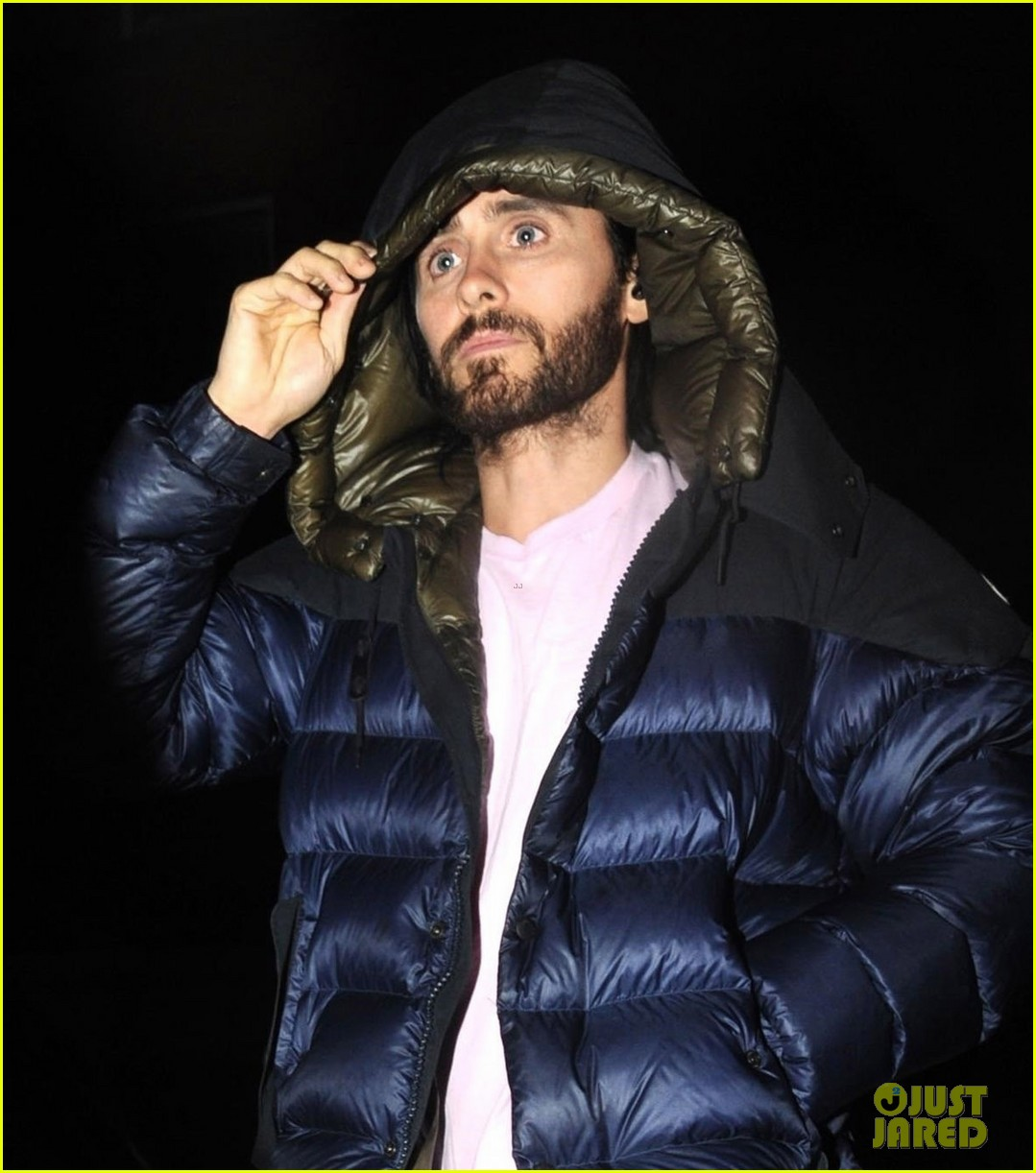 jared leto dons furry slippers while out and about in london 044262802