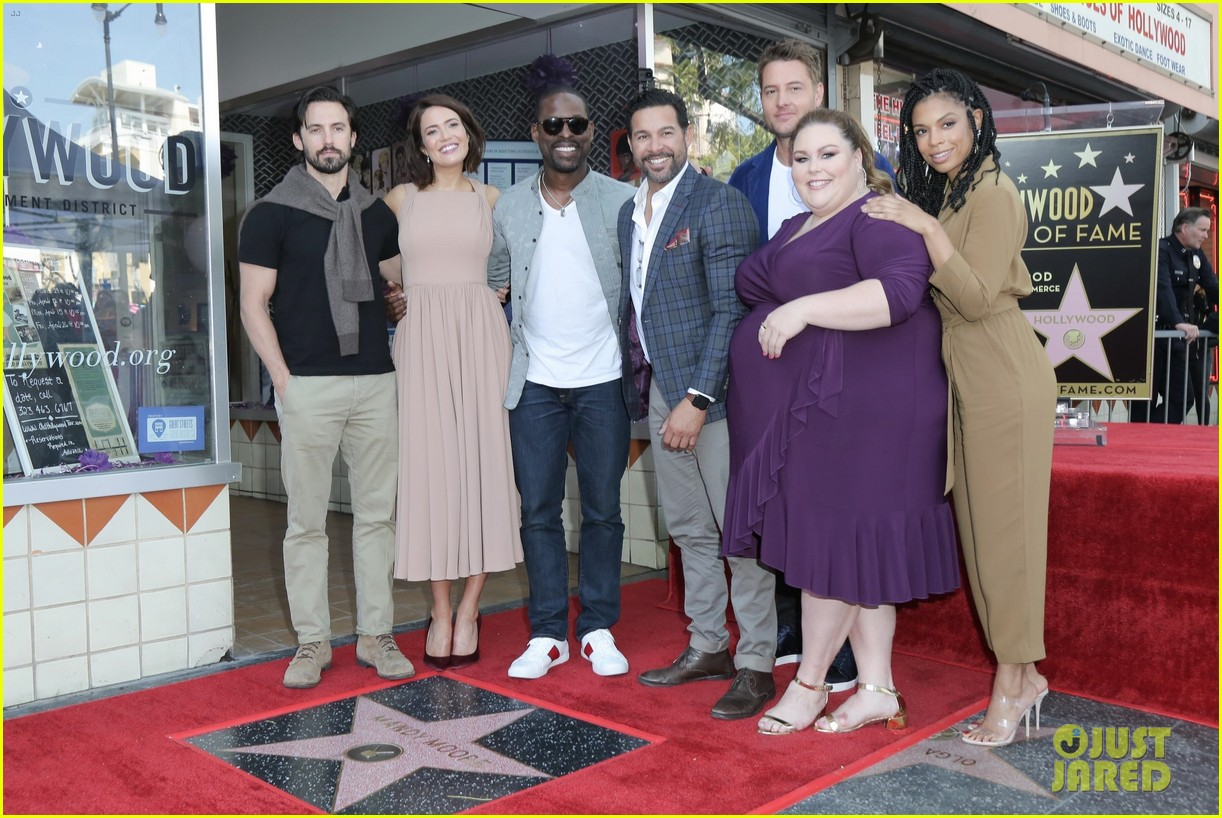 mandy moore this is us hollywood walk of fame 03