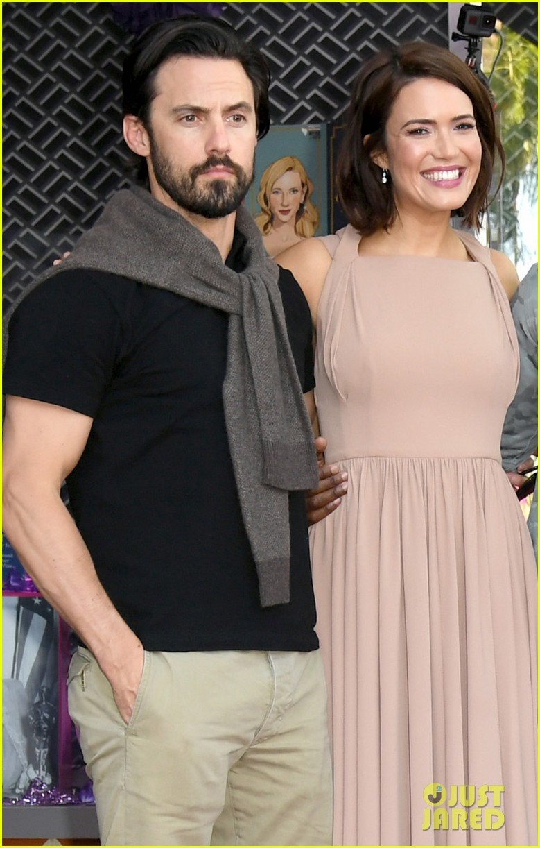 mandy moore this is us hollywood walk of fame 07