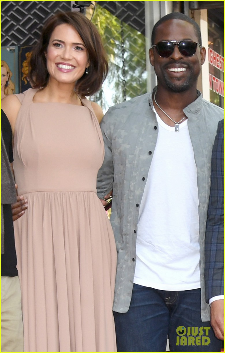 mandy moore this is us hollywood walk of fame 11