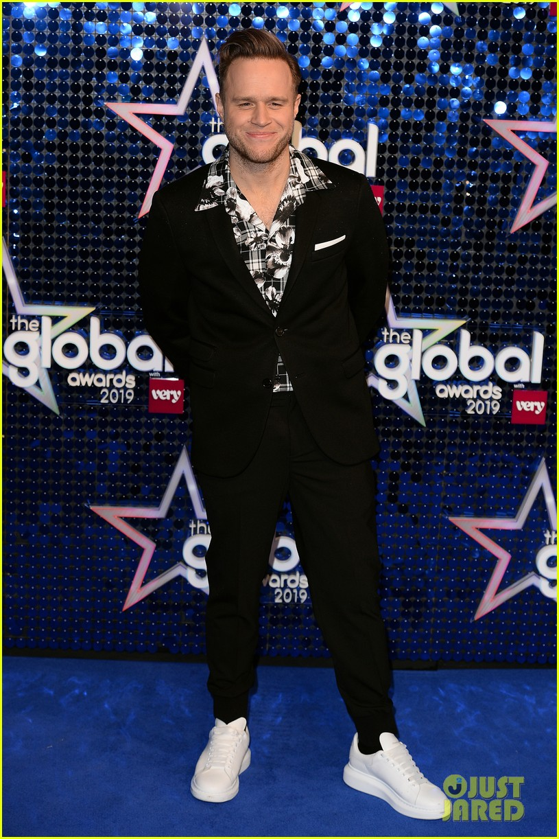 mark ronson joins little mix at global awards 18