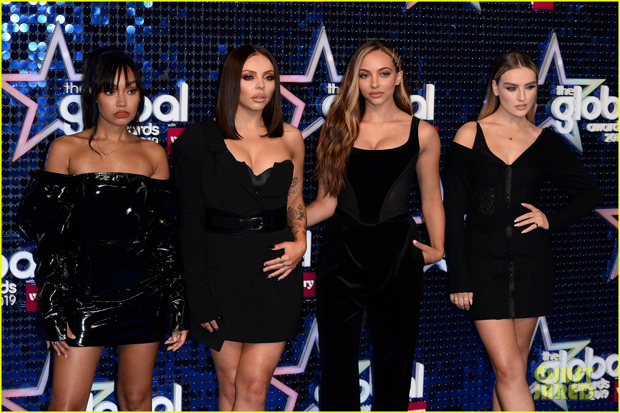 mark ronson joins little mix at global awards 19
