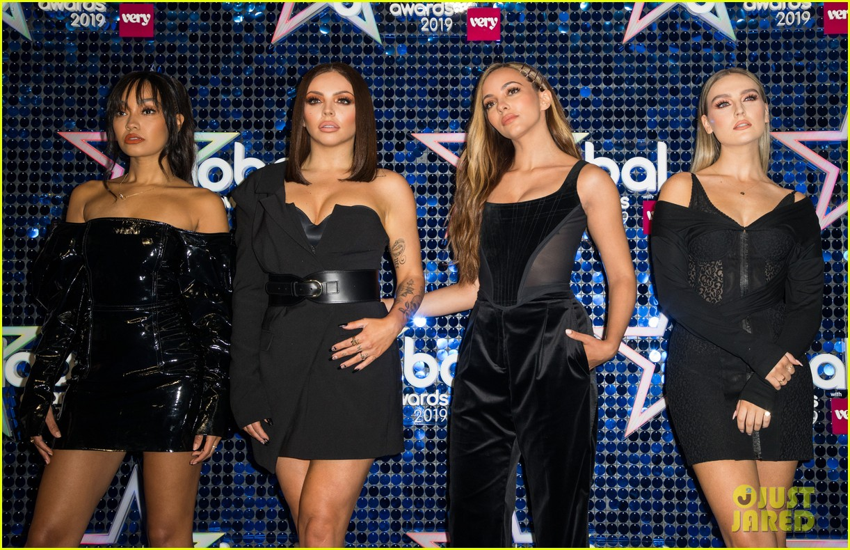 mark ronson joins little mix at global awards 24