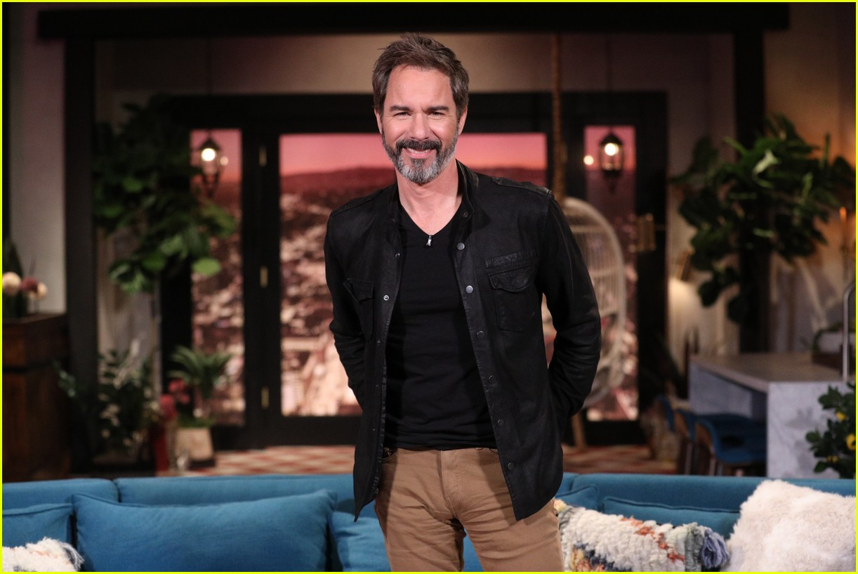 eric mccormack on busy tonight 024255884