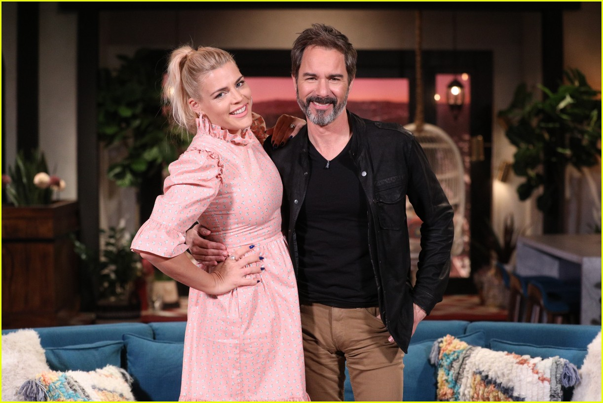 eric mccormack on busy tonight 034255885