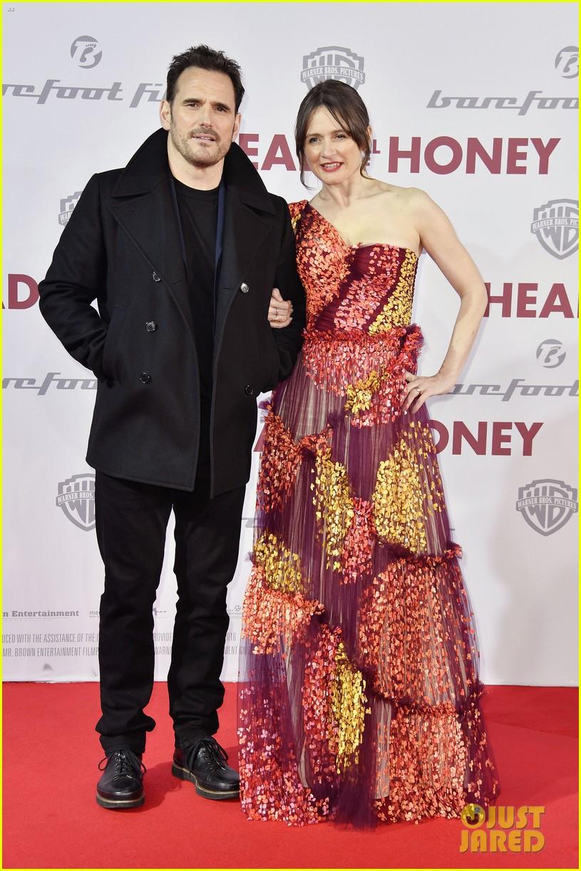 Emily Mortimer Til Schweiger Make Head Full Of Honey