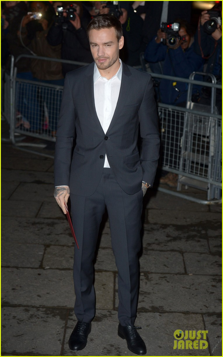 liam payne joins kate moss at portrait gala 054255968