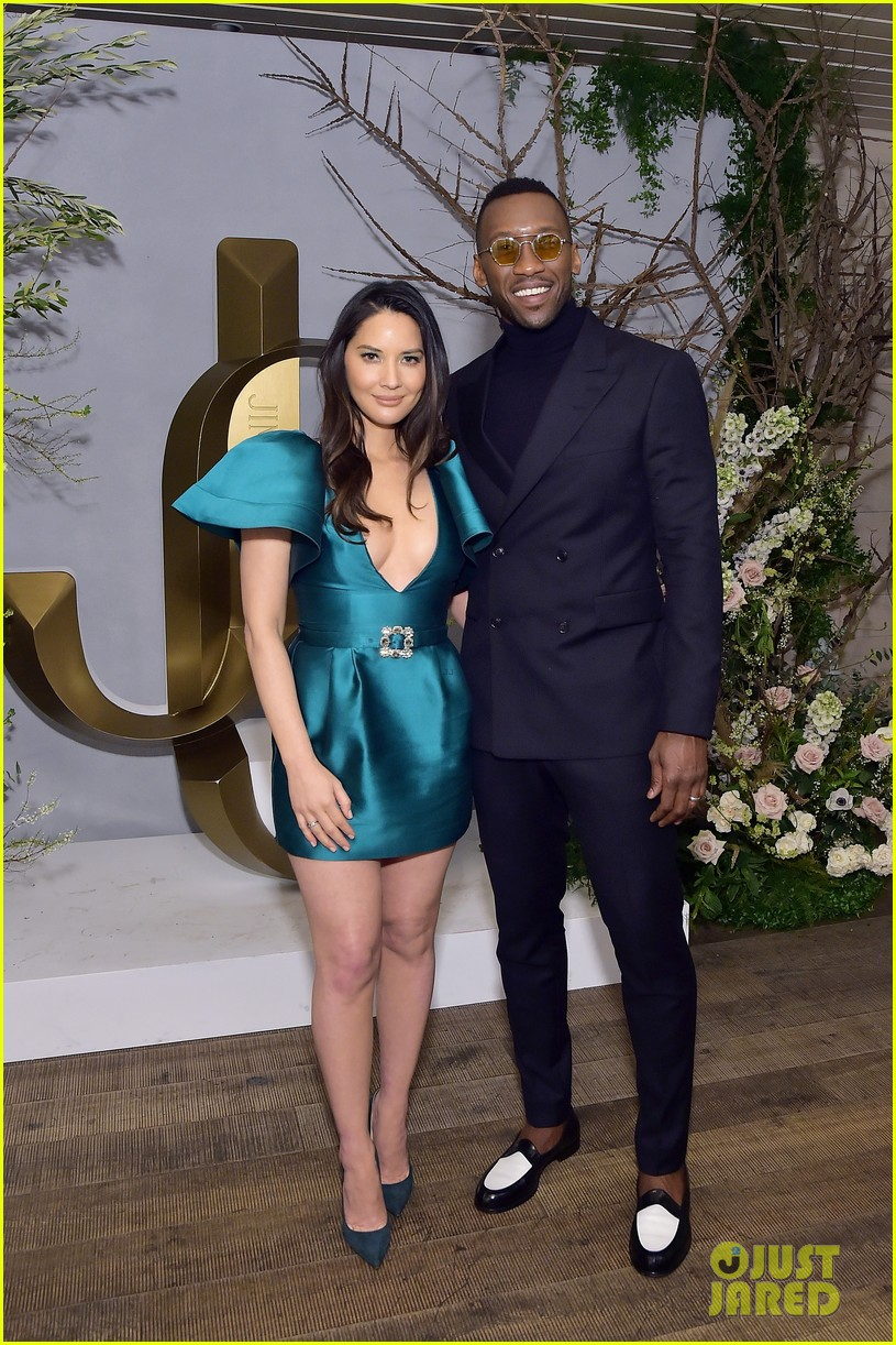 kacey musgraves olivia munn mahershala ali celebrate their powerful stylists with thr 01