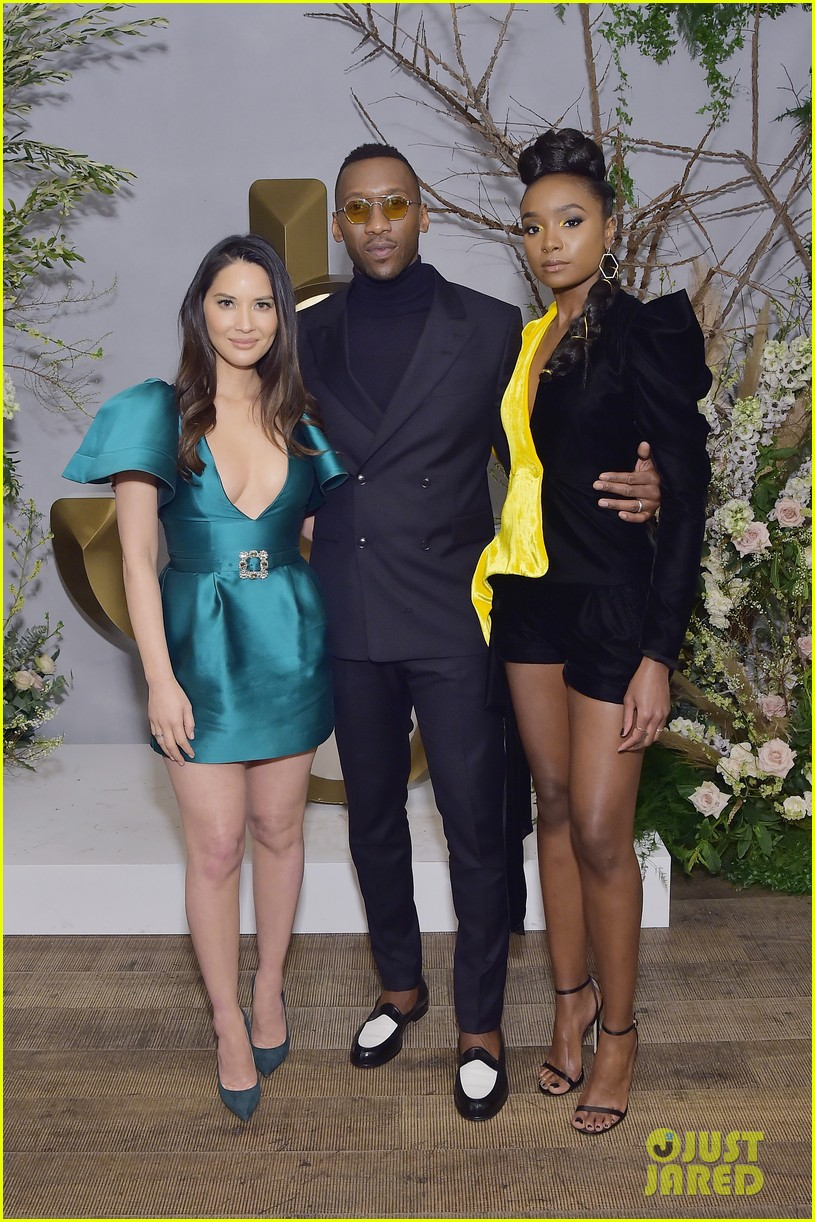 kacey musgraves olivia munn mahershala ali celebrate their powerful stylists with thr 15