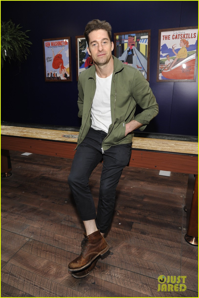 nina dobrev scott speedman mena massoud ben platt run this town at sxsw 19