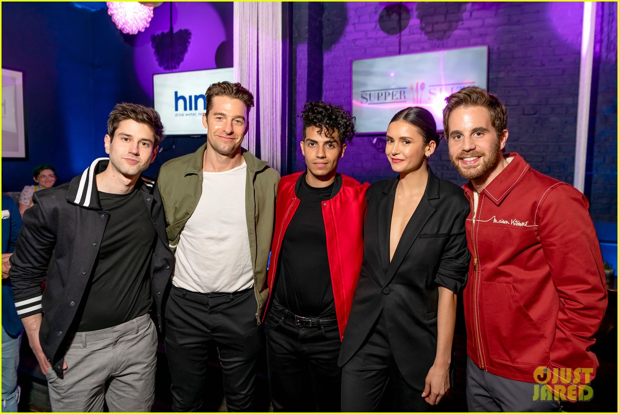nina dobrev scott speedman mena massoud ben platt run this town at sxsw 20