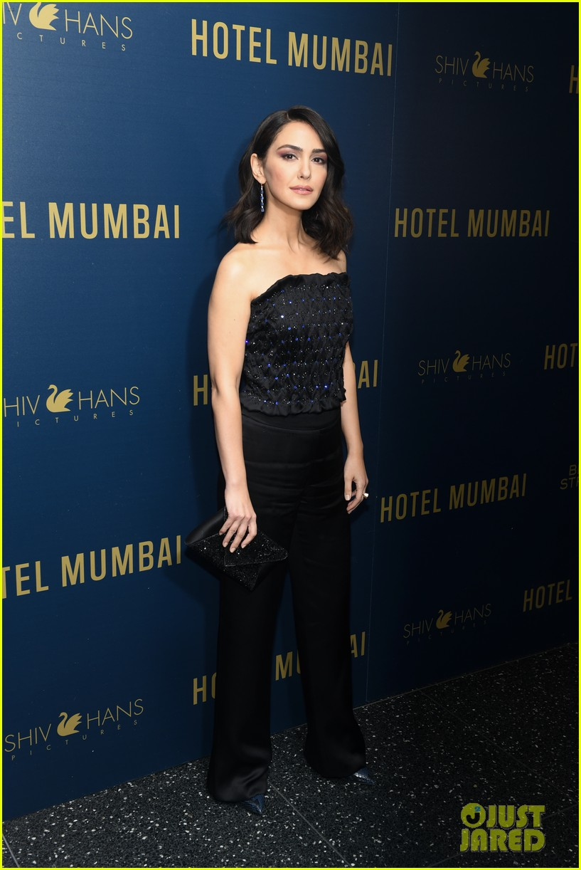 dev patel armie hammer hotel mumbai screening in nyc 034258493