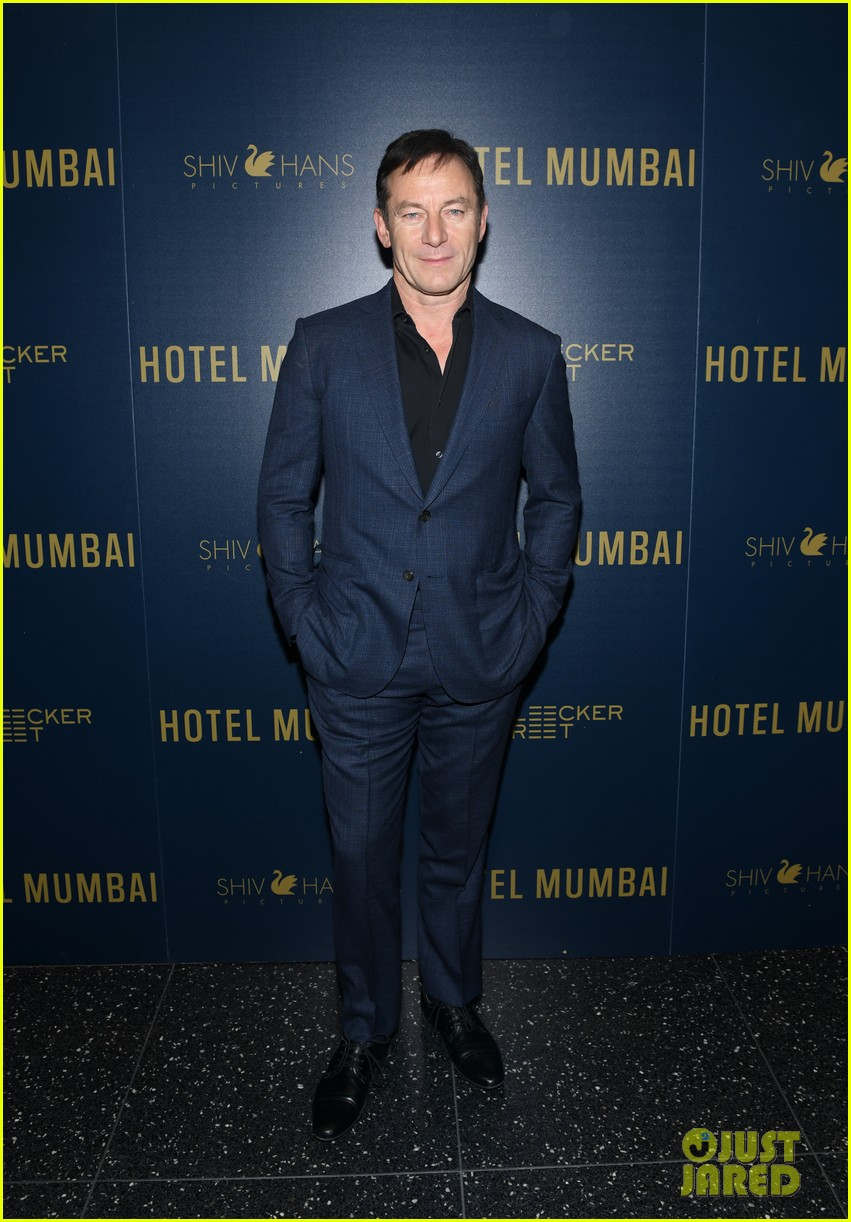 dev patel armie hammer hotel mumbai screening in nyc 144258504