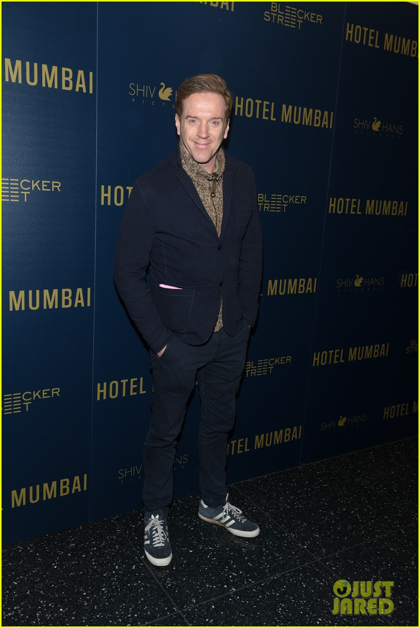 dev patel armie hammer hotel mumbai screening in nyc 224258512