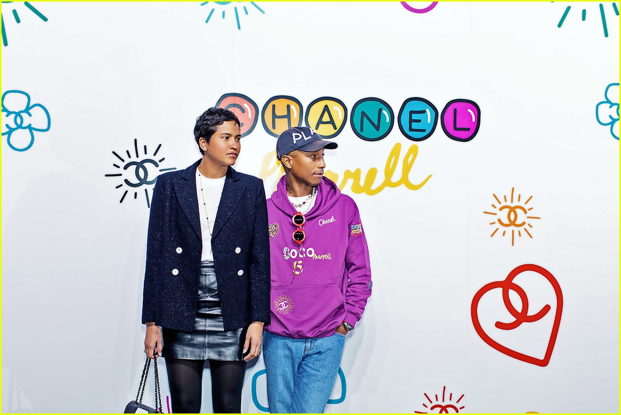 pharrell seoul chanel march 2019 01