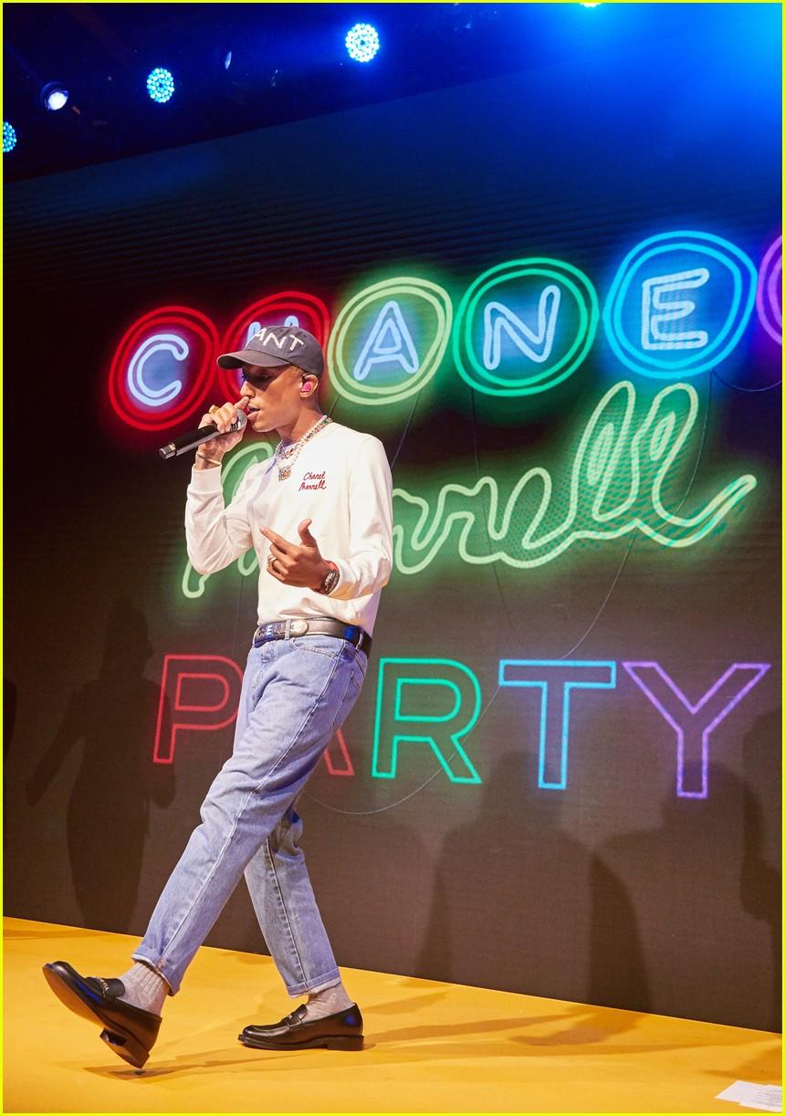 pharrell seoul chanel march 2019 02