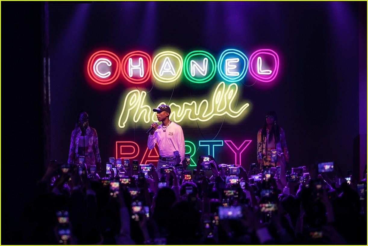 pharrell seoul chanel march 2019 05