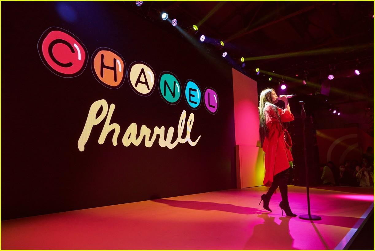 pharrell seoul chanel march 2019 16