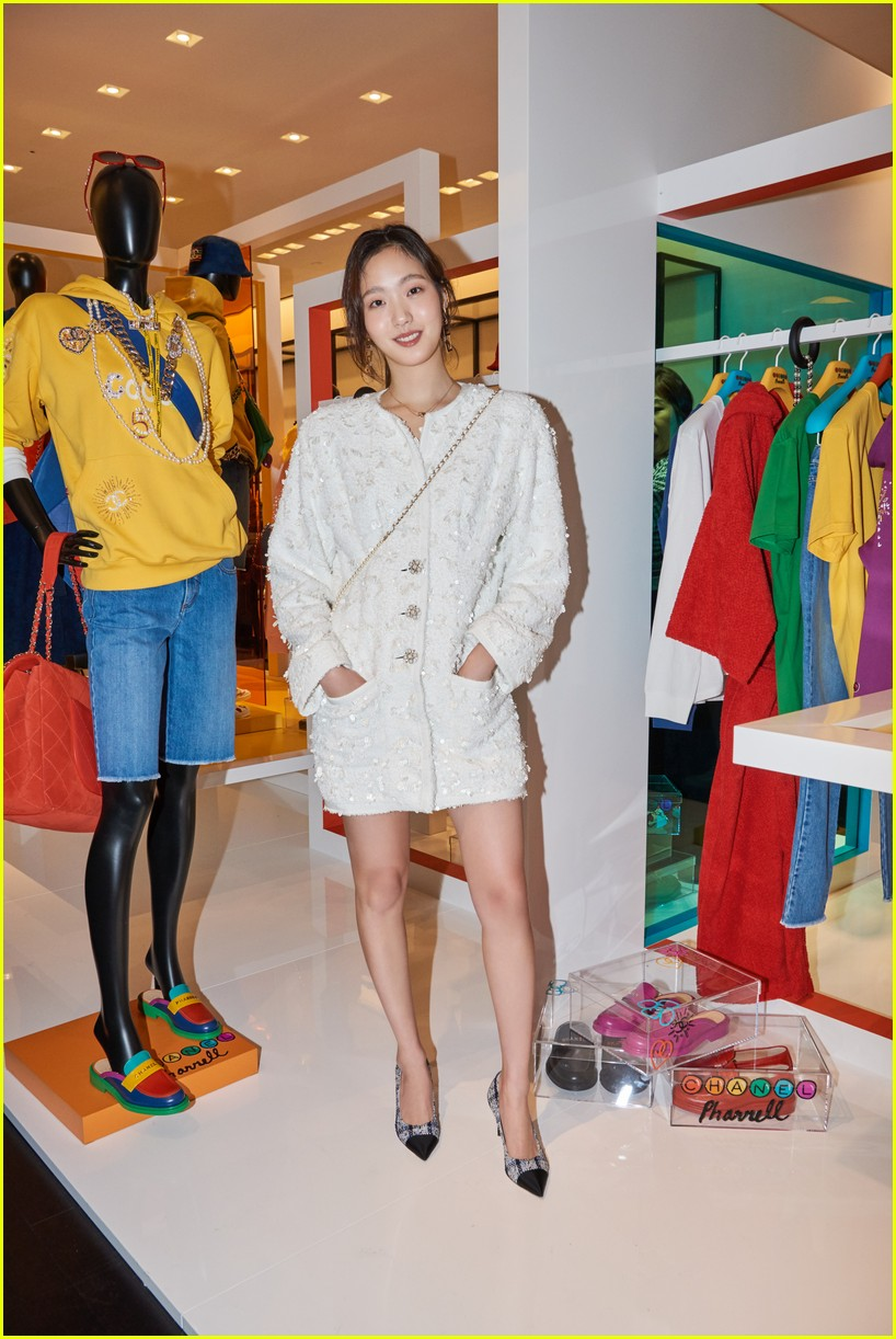 pharrell seoul chanel march 2019 20