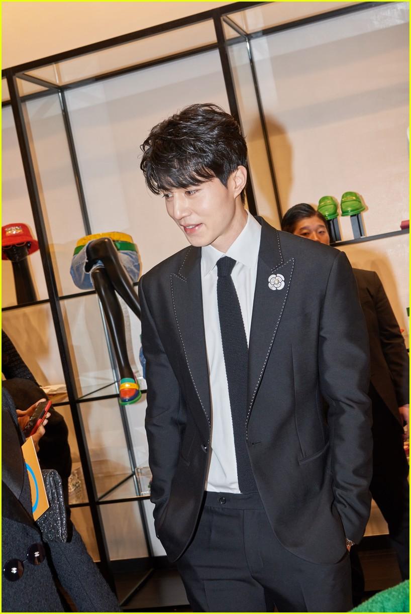 pharrell seoul chanel march 2019 24