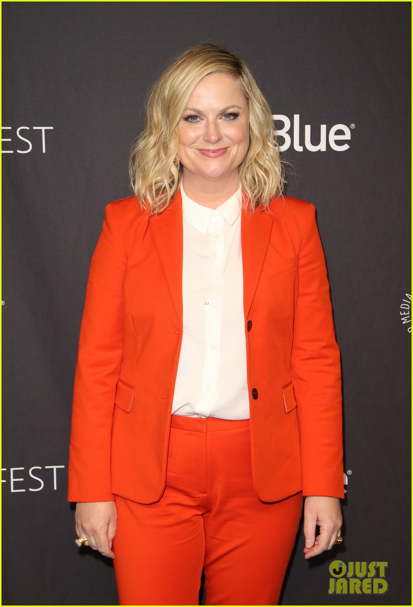 amy poehler parks and recreation reunion 13