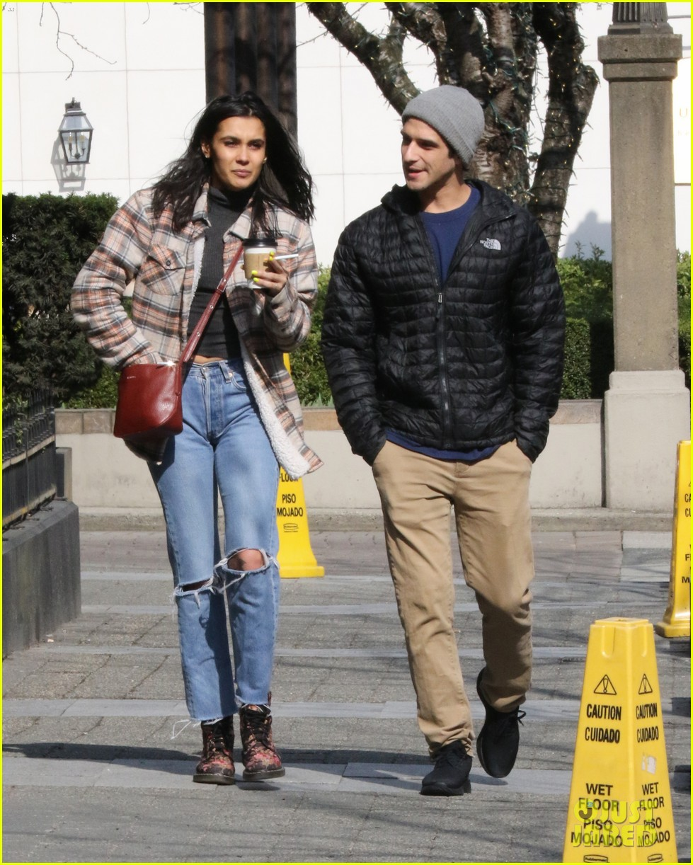 tyler posey sophia ali step out in vancouver 01