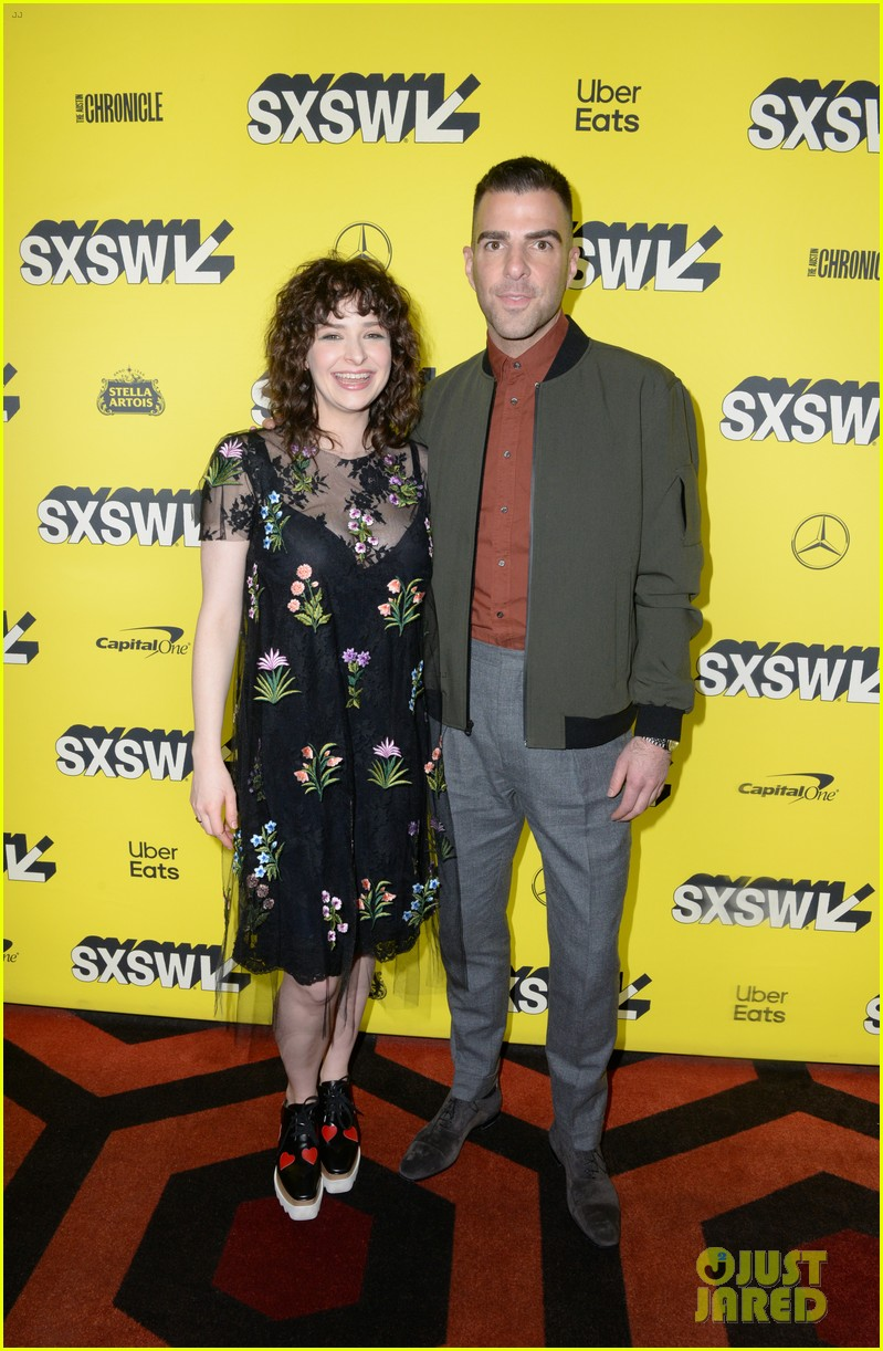 zachary quinto ashleigh cummings premiere nos4a2 at sxsw watch teaser 044255605