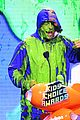 adam sandler gets slimed at kids choice awards 03