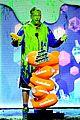 adam sandler gets slimed at kids choice awards 05