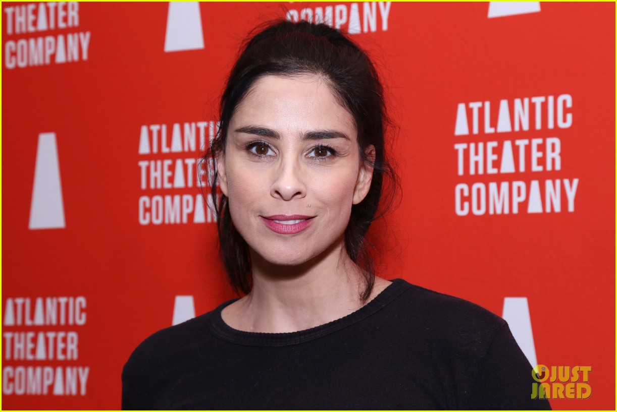 sarah silverman gets honored at atlantic theater company galas divas choice 06