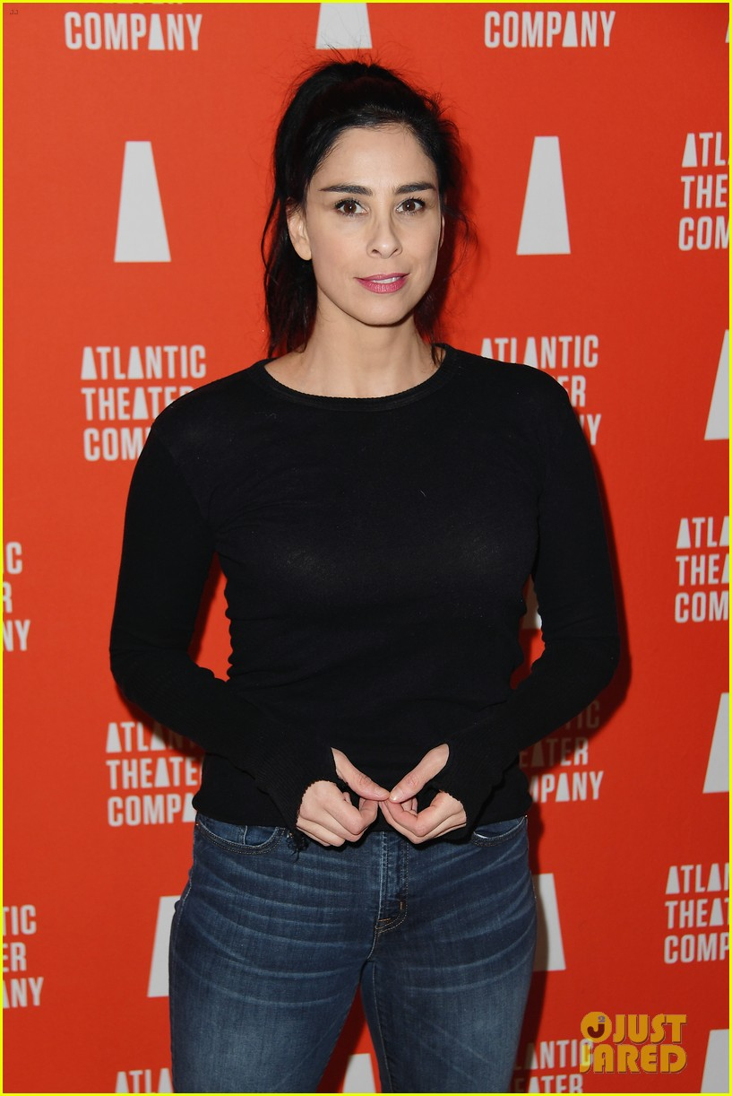 sarah silverman gets honored at atlantic theater company galas divas choice 07