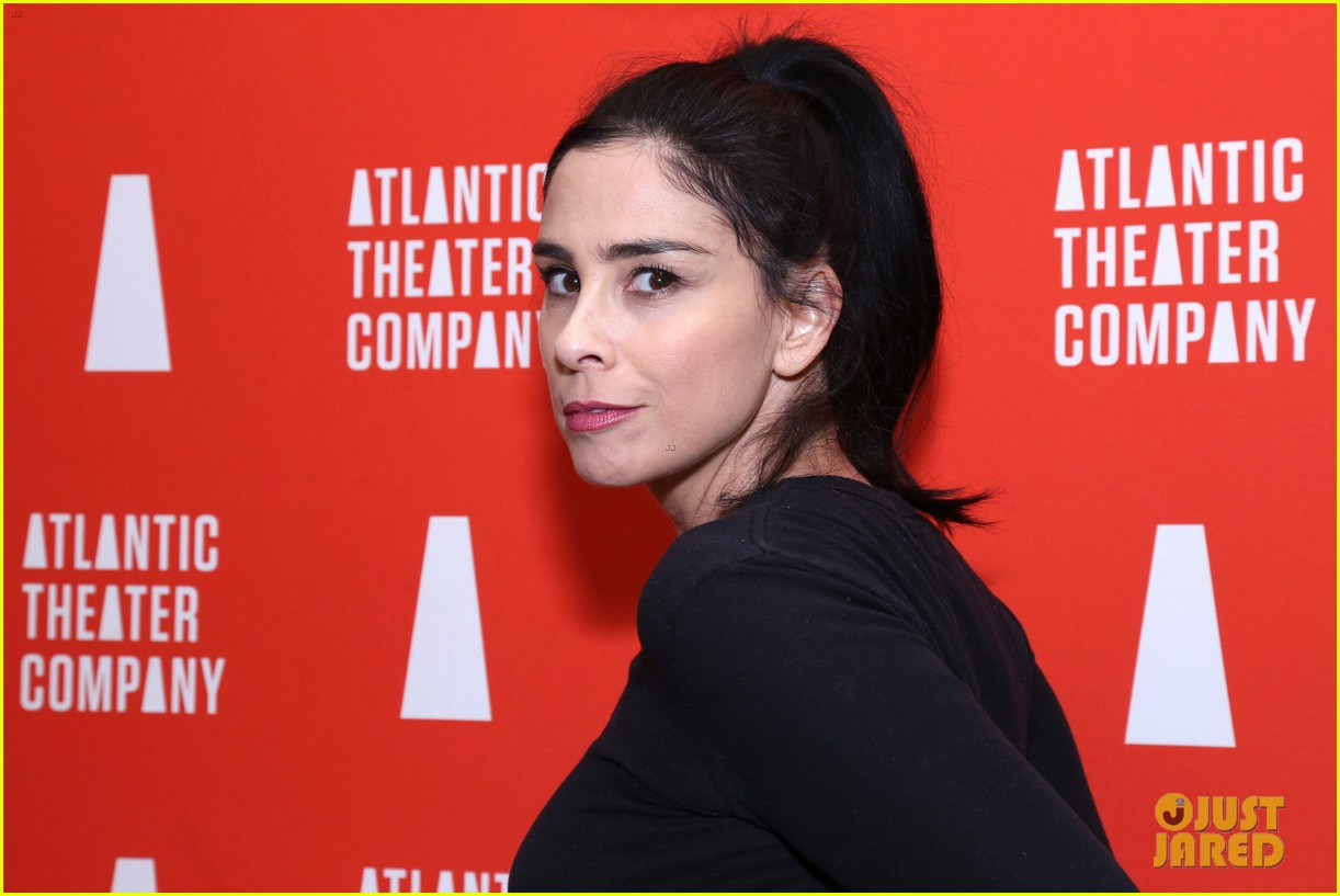 sarah silverman gets honored at atlantic theater company galas divas choice 12
