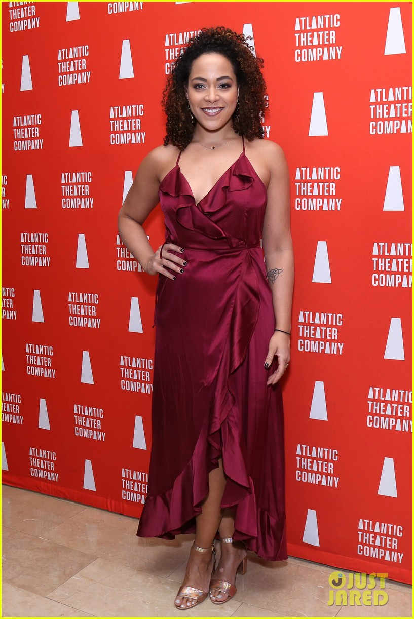 sarah silverman gets honored at atlantic theater company galas divas choice 14