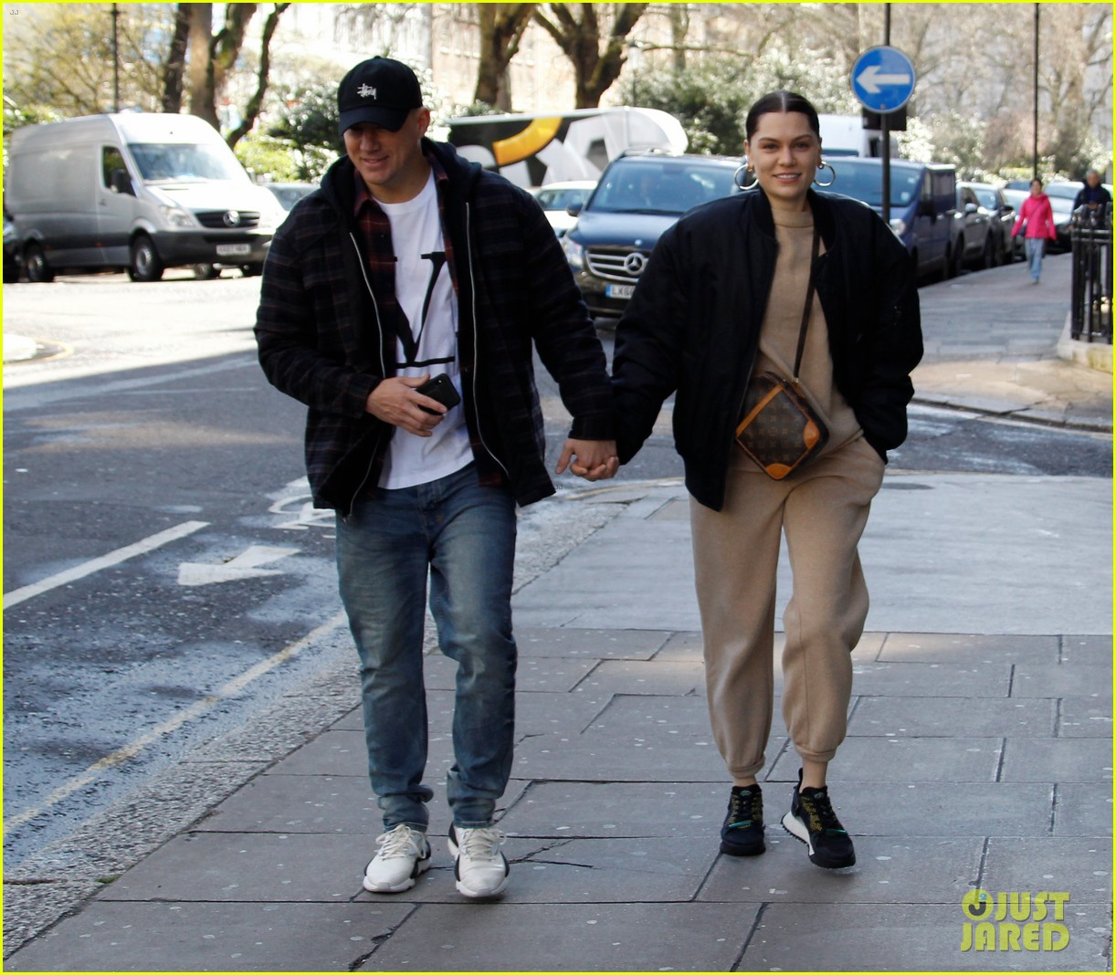 channing tatum jessie j hold hands london 034256685