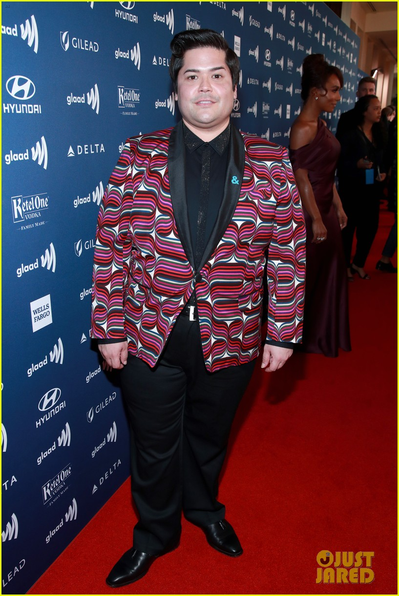 meghan trainor hayley kiyoko josie totah glaad media awards 17
