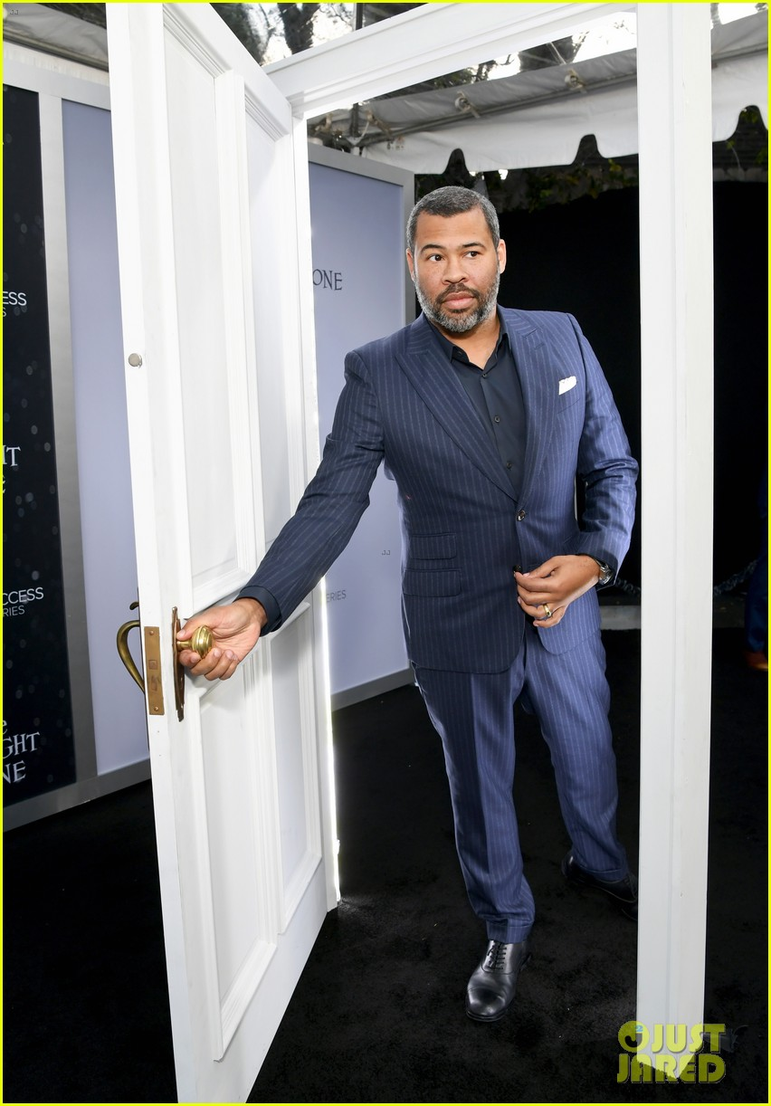 jordan peele twilight zone premiere 19
