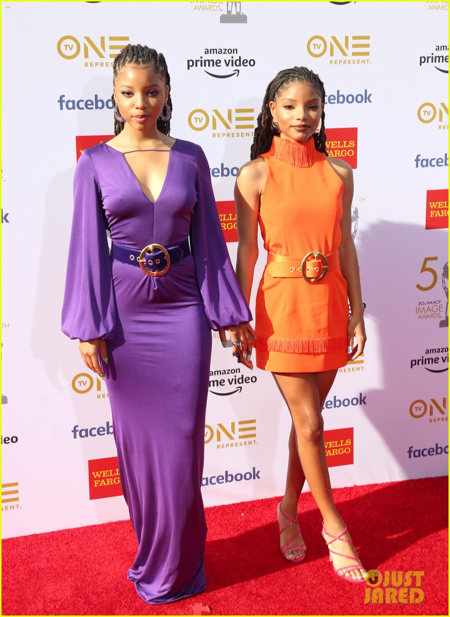 yara shahidi laura harrier logan browning naacp image awards 01